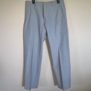 Banana Republic Men's gray dress chino size 33/32